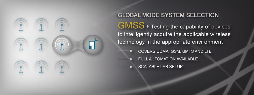 Global Mode System Selection